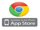 Google Chrome et Google Drive disponibles sur iOS