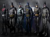 Tous les jeux Batman jusque the Dark Knight Rises
