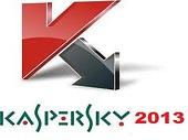Kaspersky 2013 enfin disponible !