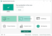 Kaspersky Internet Security 2014 bêta
