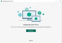 Kaspersky Antivirus 2014 bêta