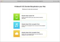 4Videosoft iOS Donnée Récupération pour Mac