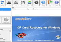 Compact Flash Card Recovery v3.0.5