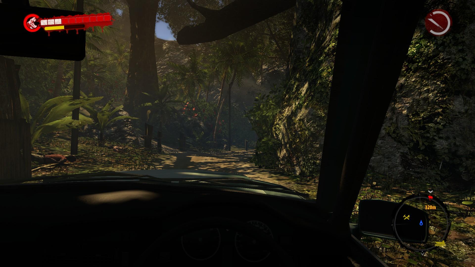 Jeep Dead Island
