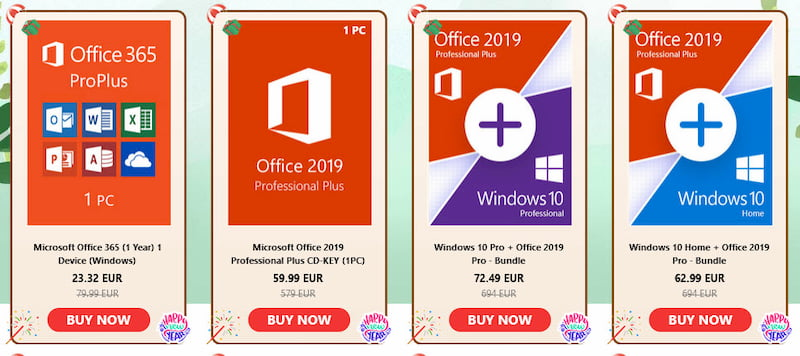 Office keys discount