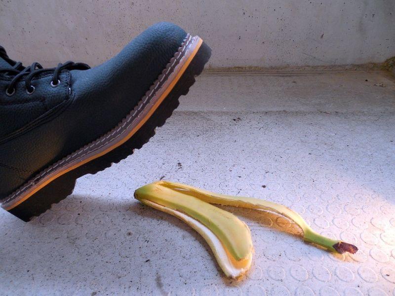 chaussure banane